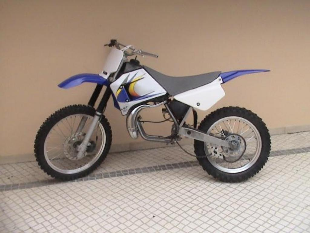 AJP GALP 50 Supermotard #1