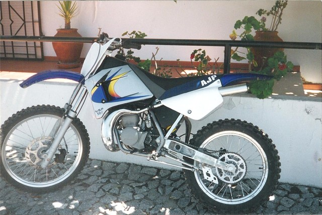 AJP GALP 50 Supermotard #3