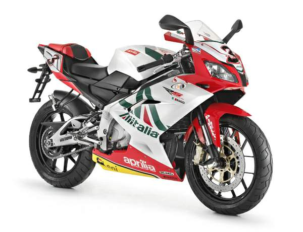 Aprilia RS 125 Replica SBK #5