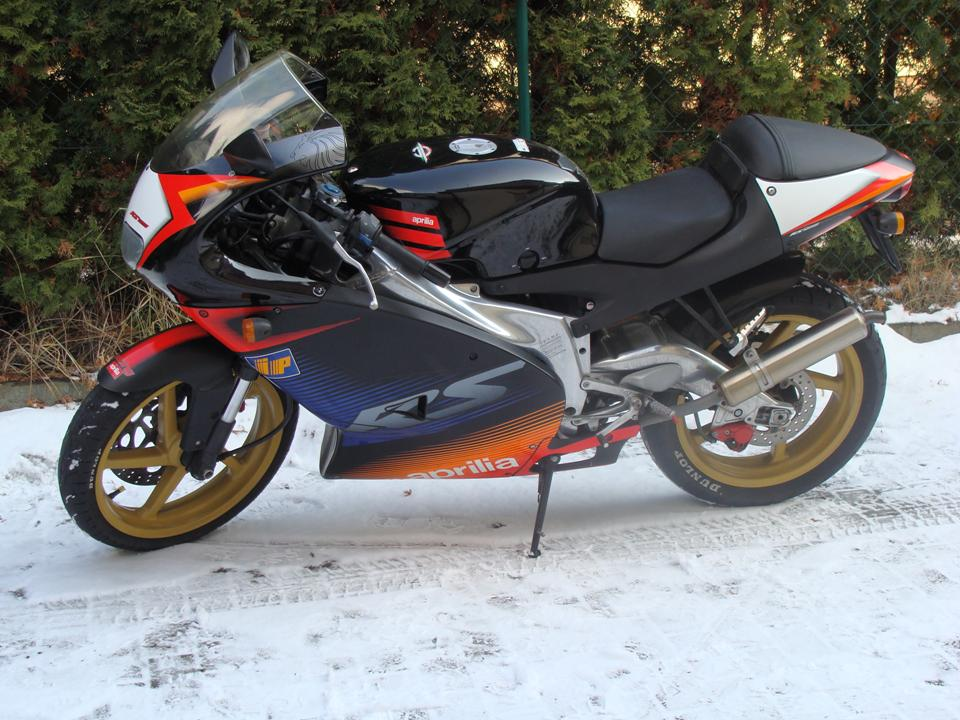 Aprilia RS 125 Replica SBK #3