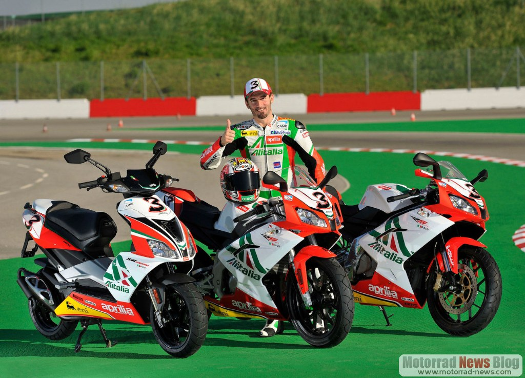 Aprilia RS 125 Replica SBK #4