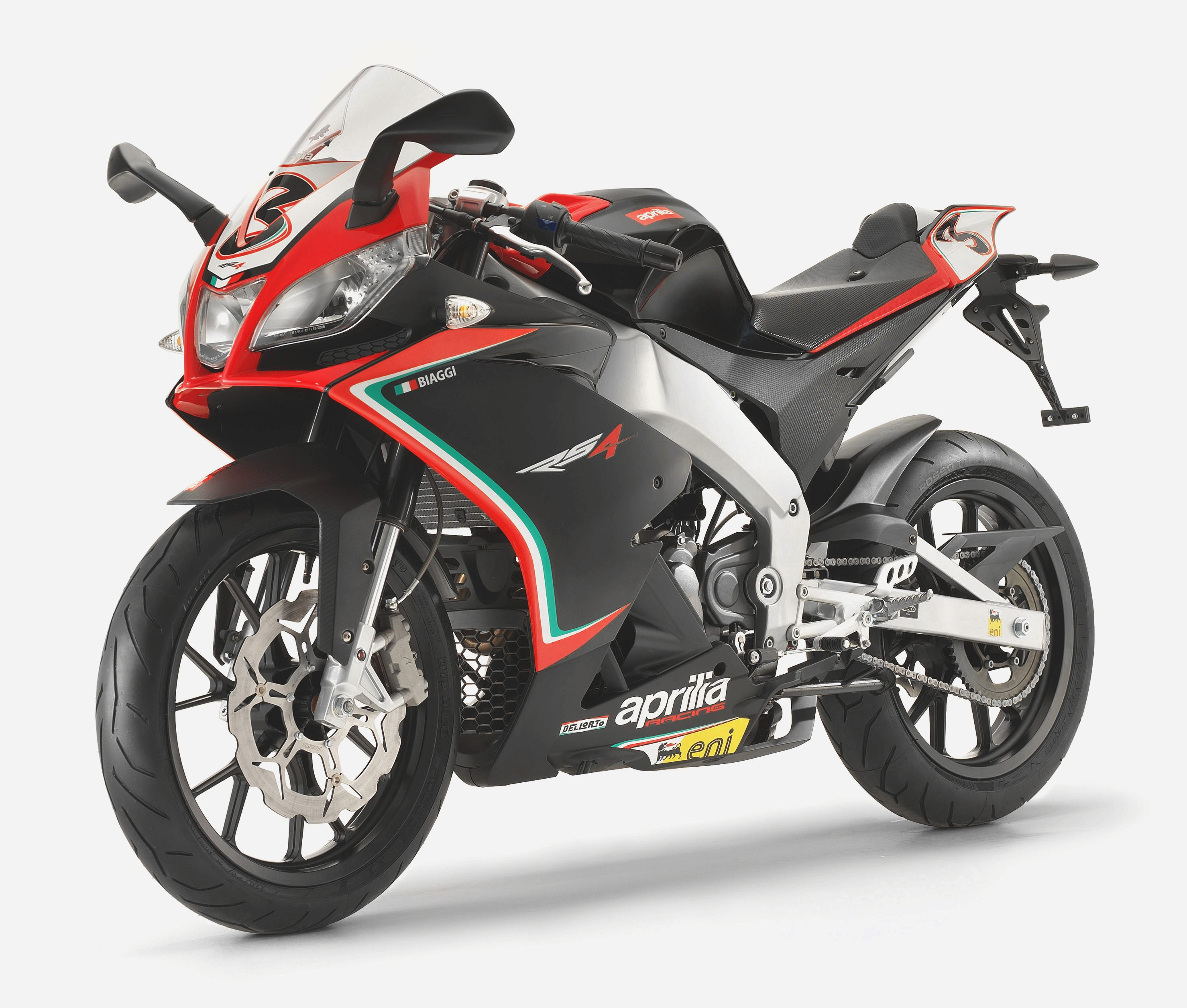 2010 Aprilia RS 50 Replica SBK #3
