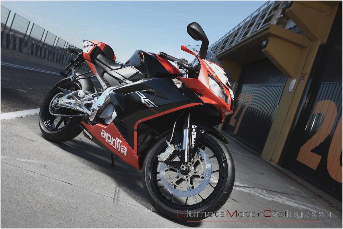 2010 Aprilia RS 50 Replica SBK #6