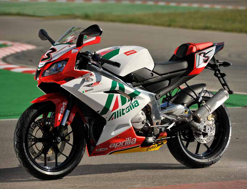 2010 Aprilia RS 50 Replica SBK #2