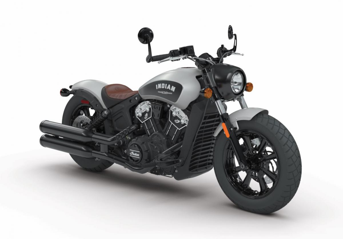 Top 5 Motorcycles You Can Get for 2018 #5