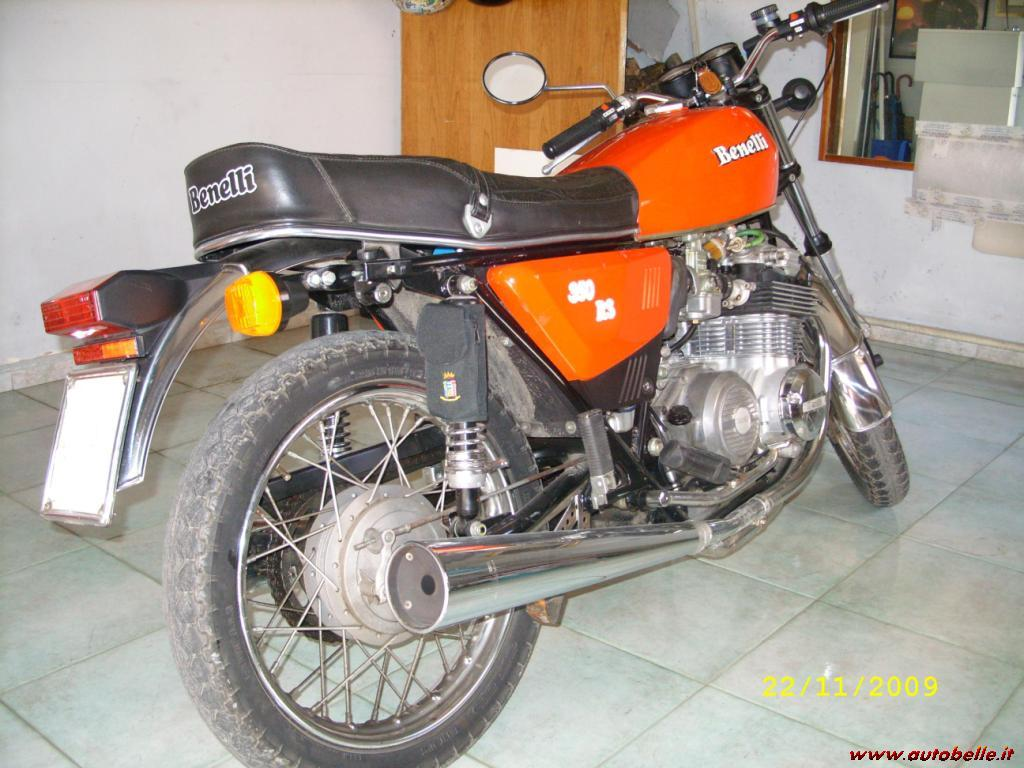 1980 Benelli 350 RS #3