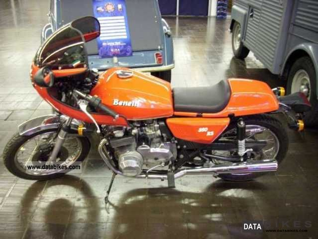 1980 Benelli 350 RS #2