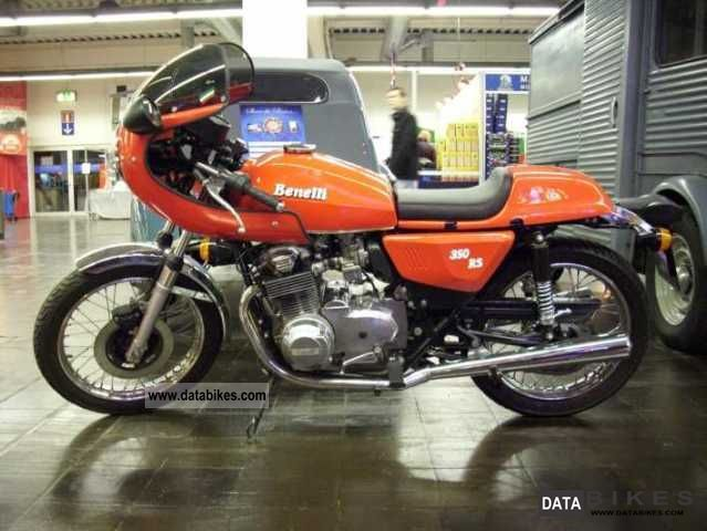 1980 Benelli 350 RS #8