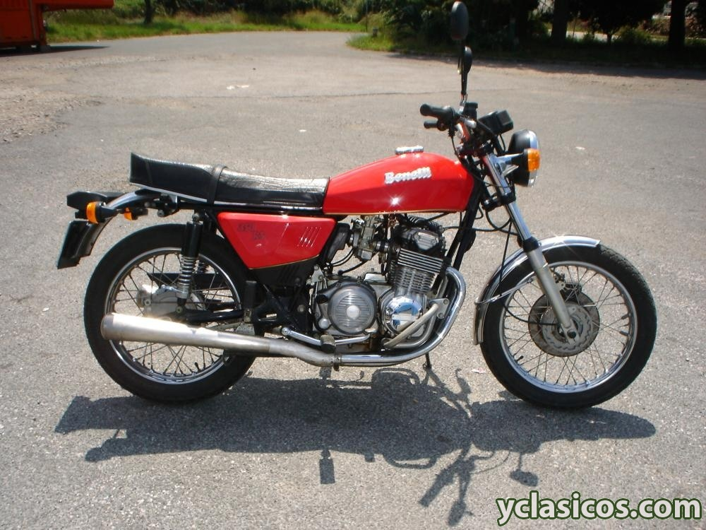 Benelli 350 RS #1
