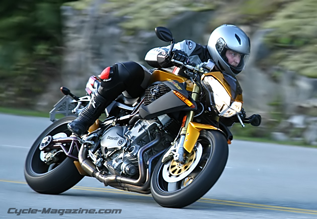 2008 Benelli Cafe Racer 1130 #5