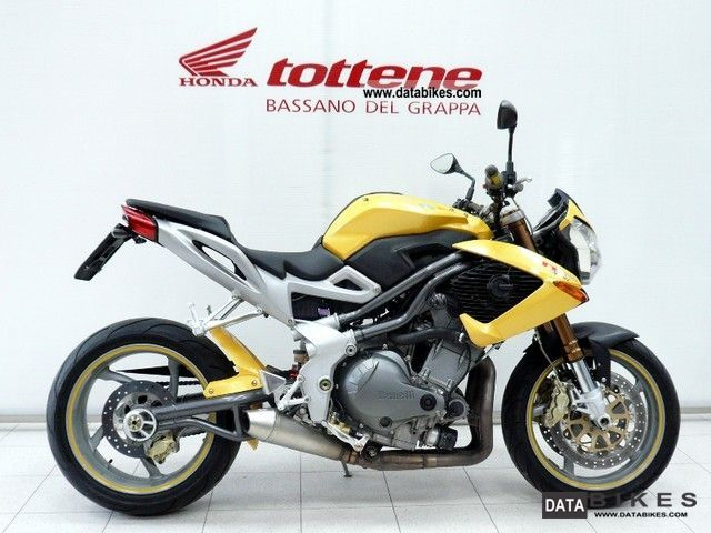 2008 Benelli Cafe Racer 1130 #10