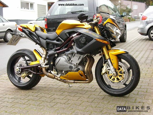 2008 Benelli Cafe Racer 1130 #1