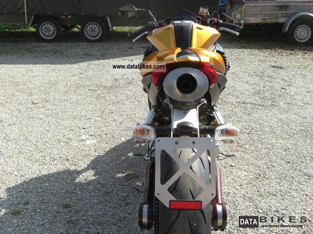 2008 Benelli Cafe Racer 1130 #8