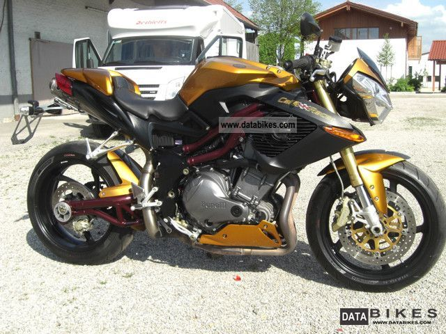 2008 Benelli Cafe Racer 1130 #9