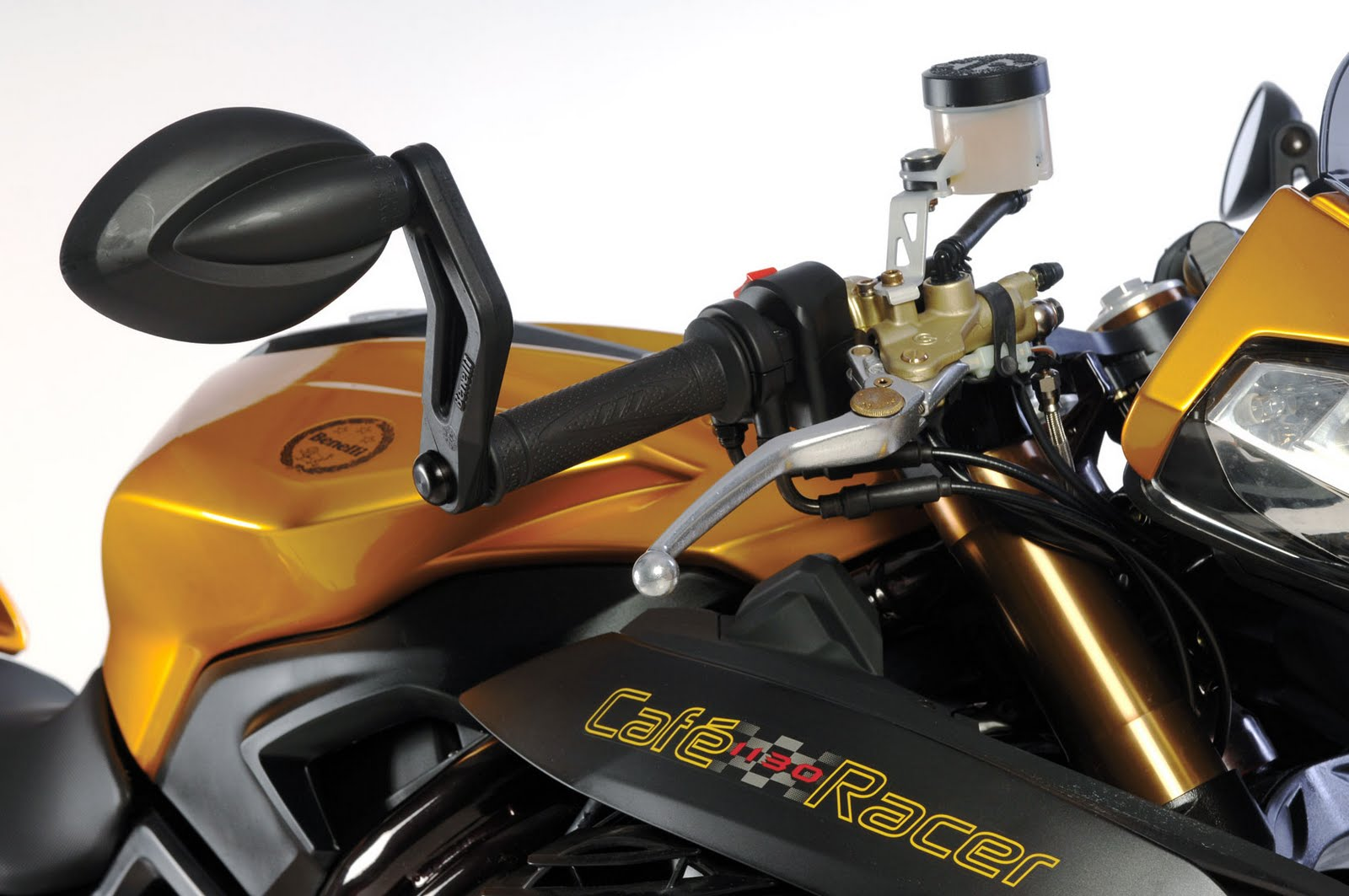 Benelli Cafe Racer 1130 #6