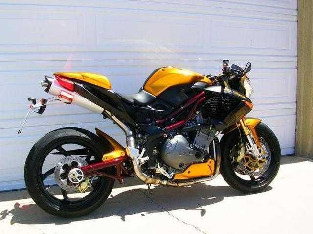 Benelli Cafe Racer 1130 #9