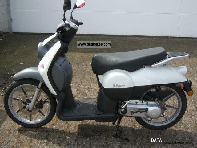 2006 Benelli Pepe LX Photos, Informations, Articles