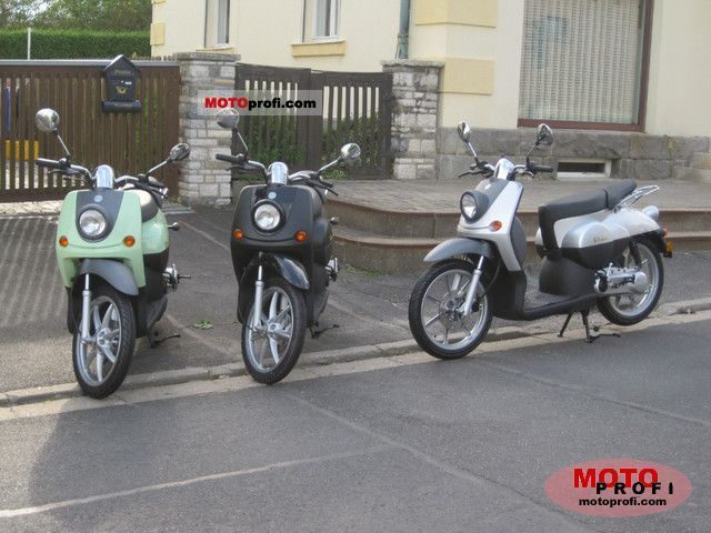 2009 Benelli Pepe 50 LX Photos, Informations, Articles
