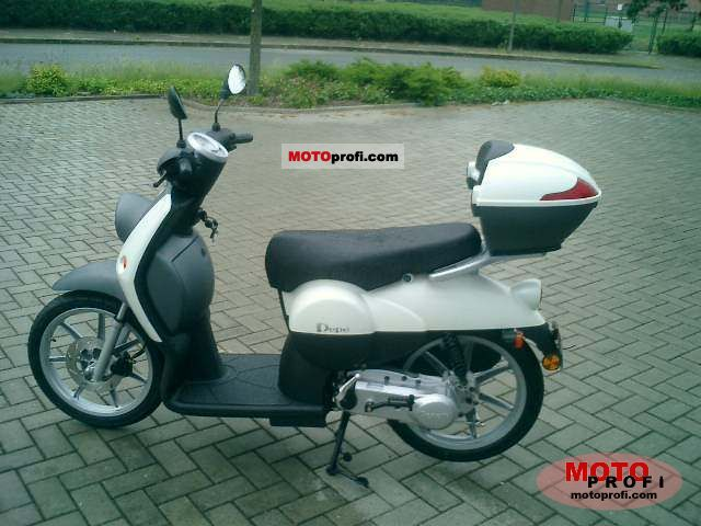 2011 Benelli Pepe 50 LX Photos, Informations, Articles