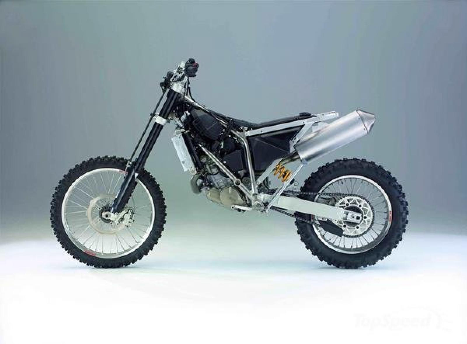 BMW 450 Sports Enduro #4