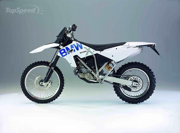 BMW 450 Sports Enduro #2