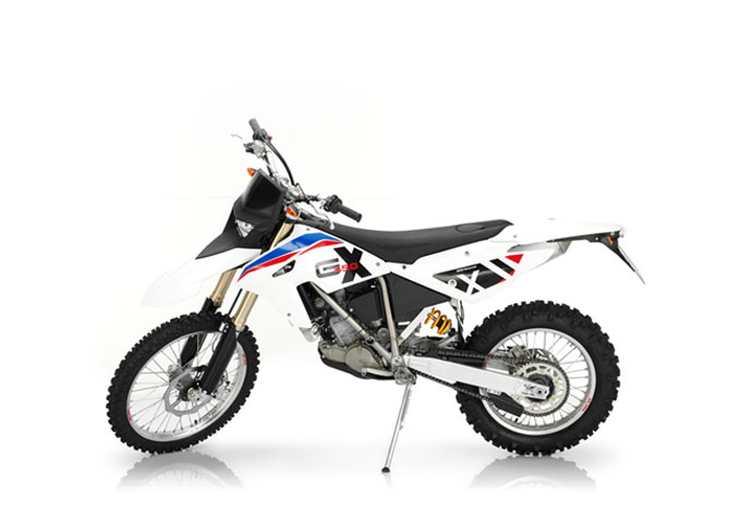 BMW 450 Sports Enduro #3