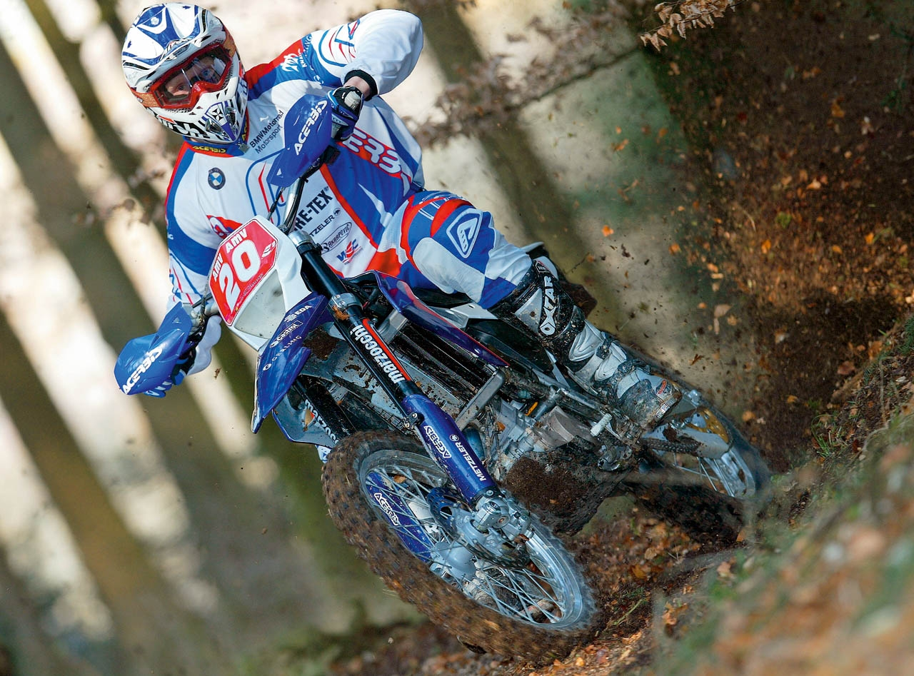 BMW 450 Sports Enduro #9