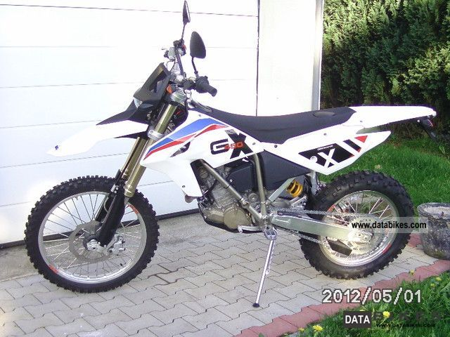 BMW 450 Sports Enduro #10