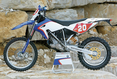 BMW 450 Sports Enduro #8