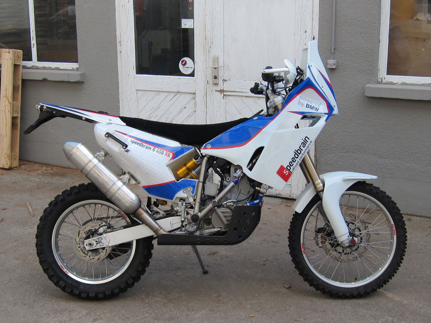 BMW 450 Sports Enduro #5