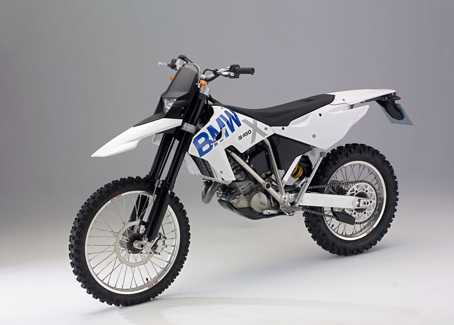 BMW 450 Sports Enduro #1