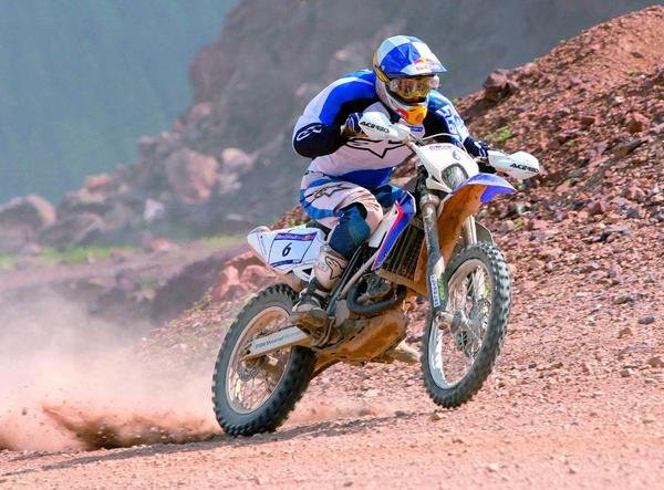 BMW 450 Sports Enduro #6