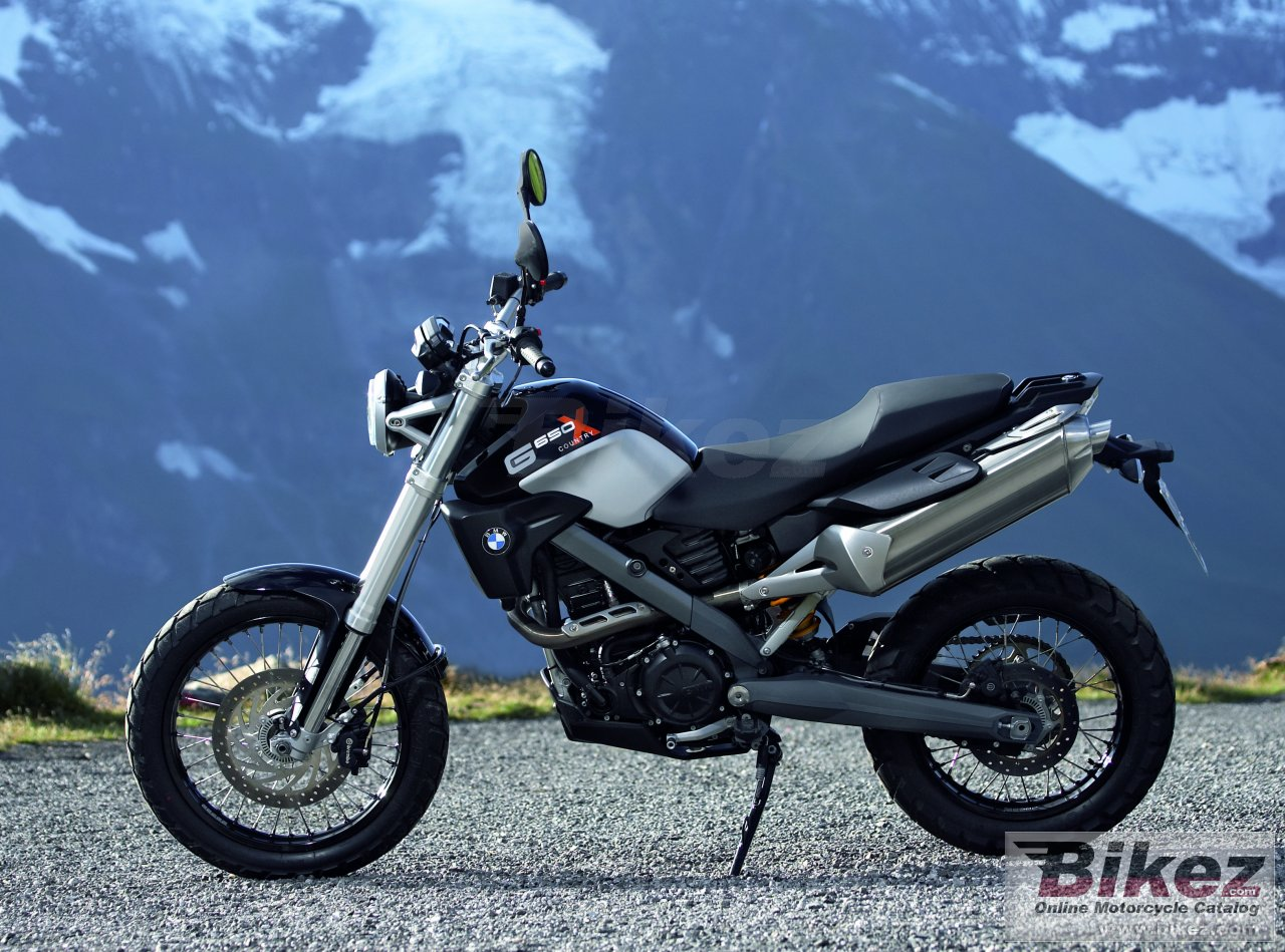 2007 BMW G650X Country #5