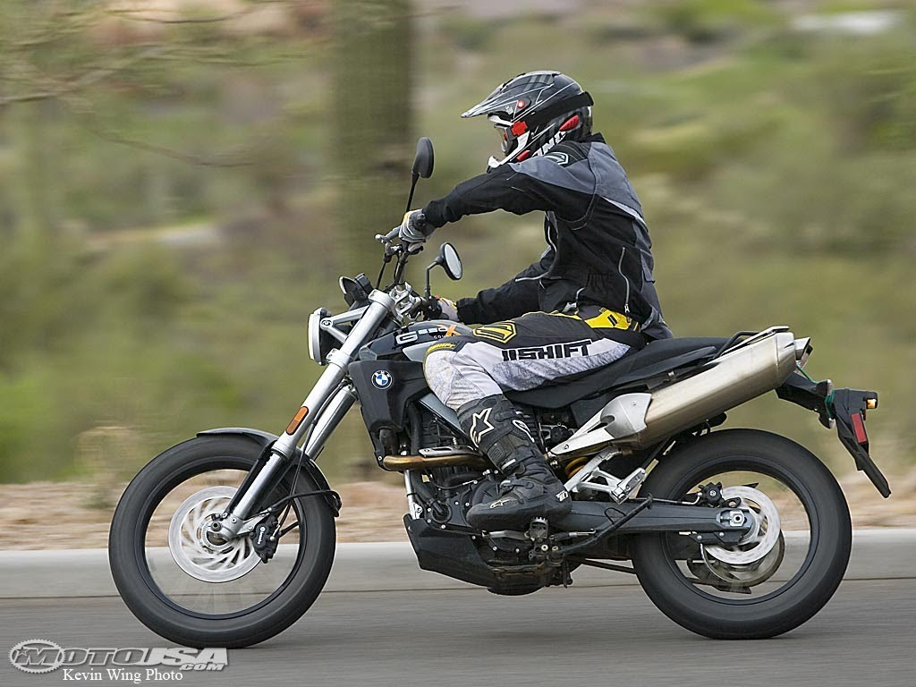 2007 BMW G650X Country #3