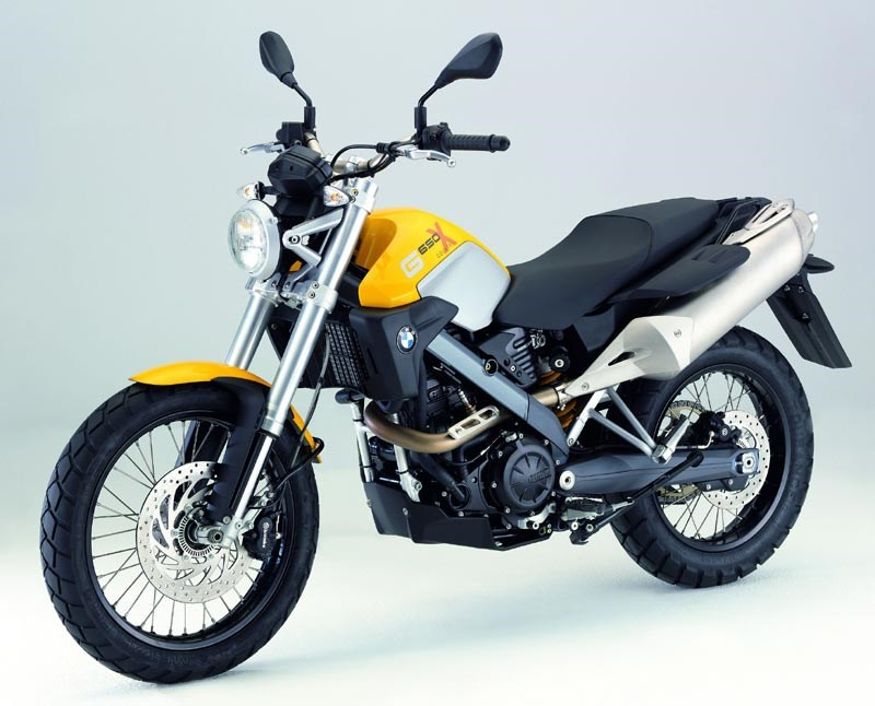 2007 BMW G650X Country #6