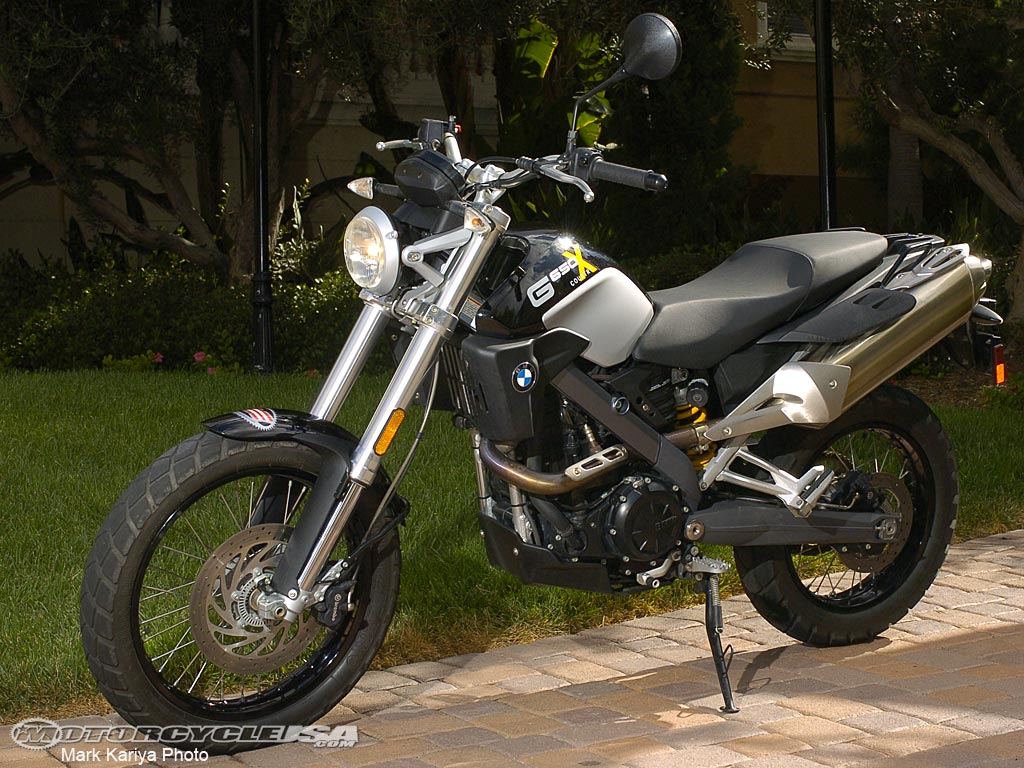 2007 BMW G650X Country #1