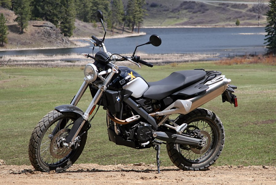 2007 BMW G650X Country #4