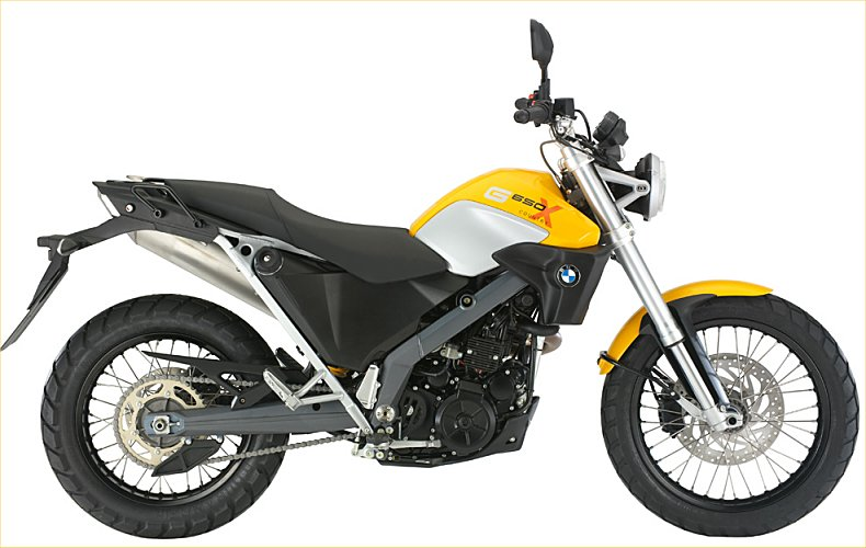 2009 BMW G650X Country #2