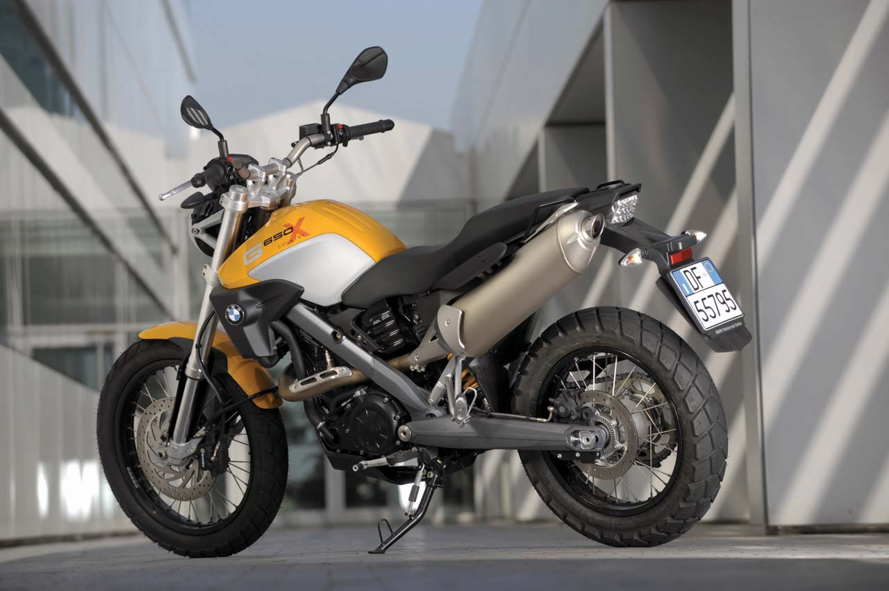 2009 BMW G650X Country #7