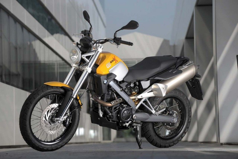 2009 BMW G650X Country #10