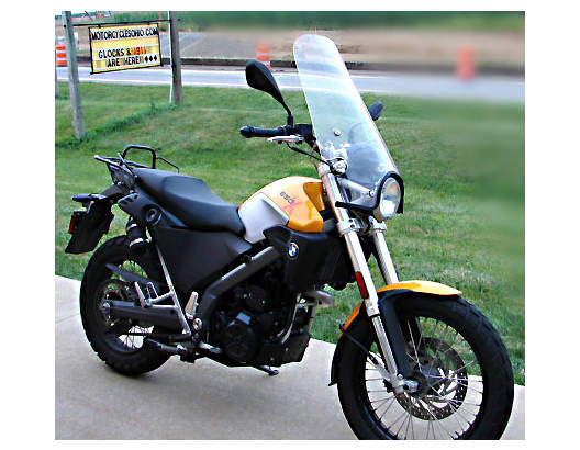 2009 BMW G650X Country #9