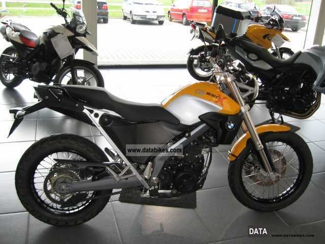2009 BMW G650X Country #6