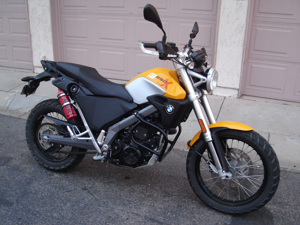 2009 BMW G650X Country #3
