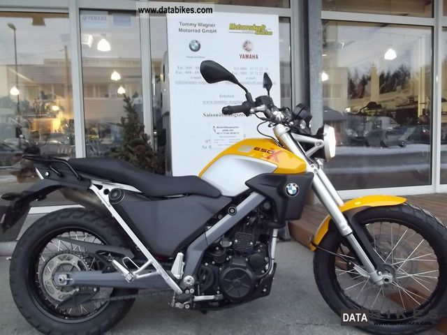 2009 BMW G650X Country #8
