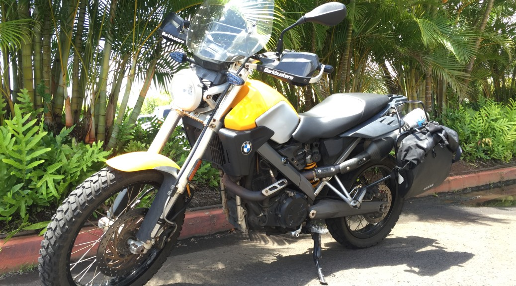 2009 BMW G650X Country #5