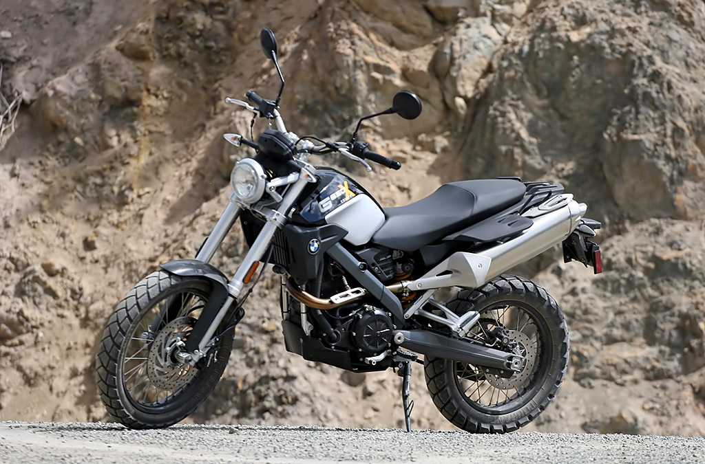 BMW G650X Country #1