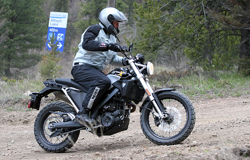 BMW G650X Country #2