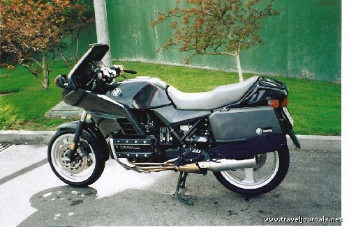 BMW K100RS ABS #3
