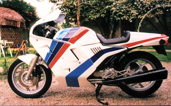 BMW K100RS Motorsport #3