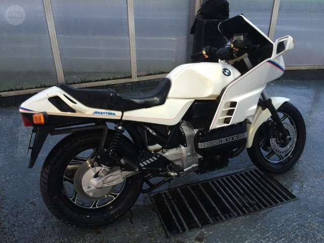 BMW K100RS Motorsport #4